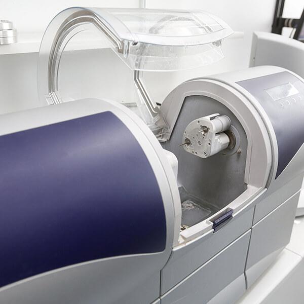 A CEREC® machine